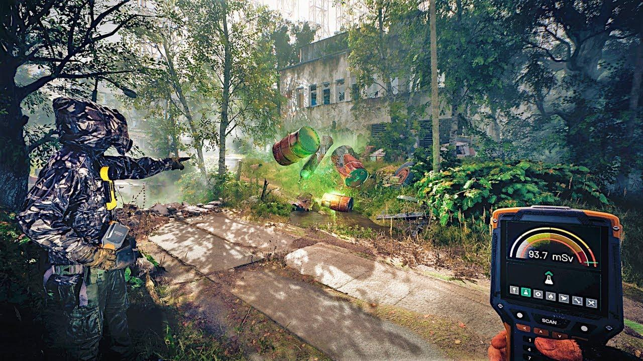 Chernobylite: Interview with The Farm 51 - Into Indie Games